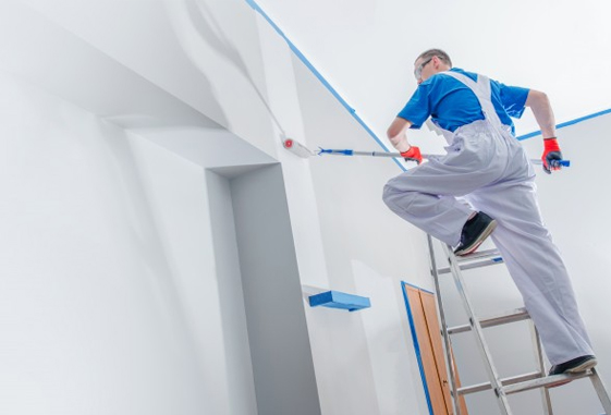 Is It Better to Hire a Painting Contractor or Do House Painting in Danville Yourself?