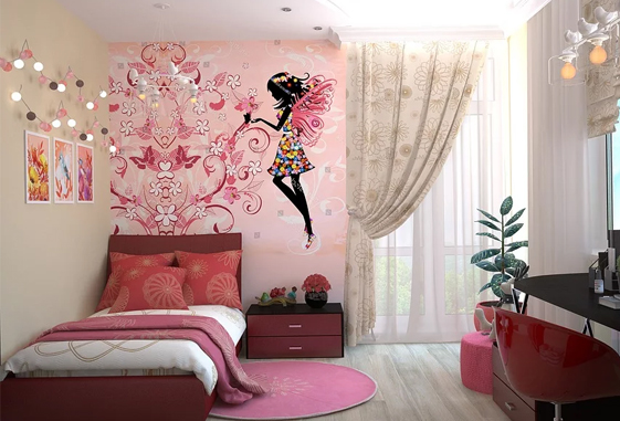 House Painting Danville – Choose Colors Your Teen or Tween Wants for Their Bedroom