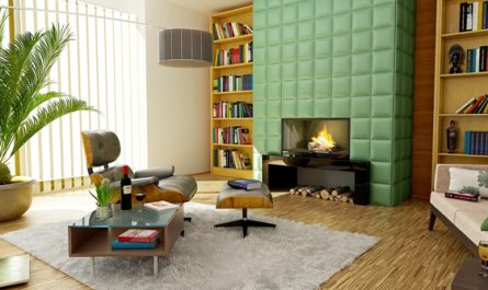 Why Paint the Fireplace As You Are House Painting in Danville