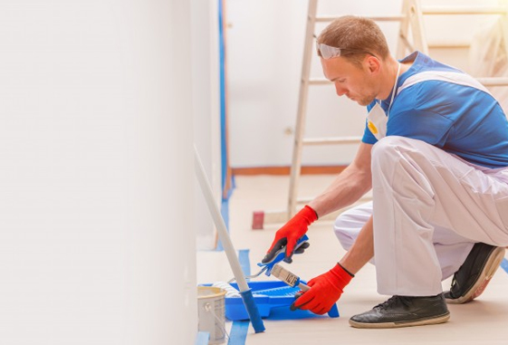 How Commercial Painting Services Near Me Estimate Jobs