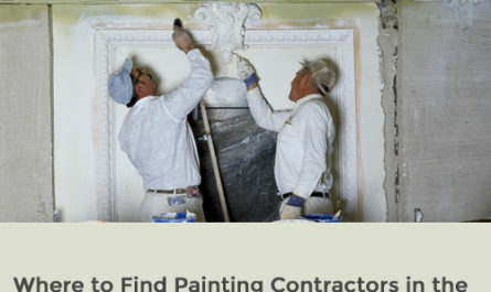 Where to Find Painting Contractors in the Bay Area