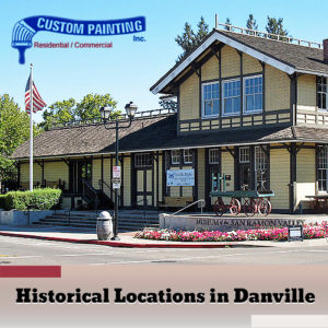 Historical Locations in Danville
