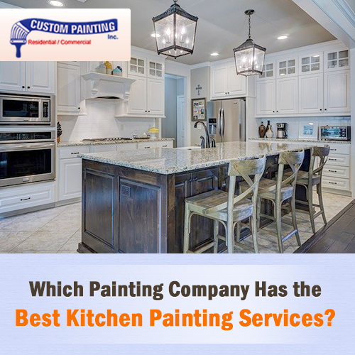 Which Painting Company Has the Best Kitchen Painting Services?